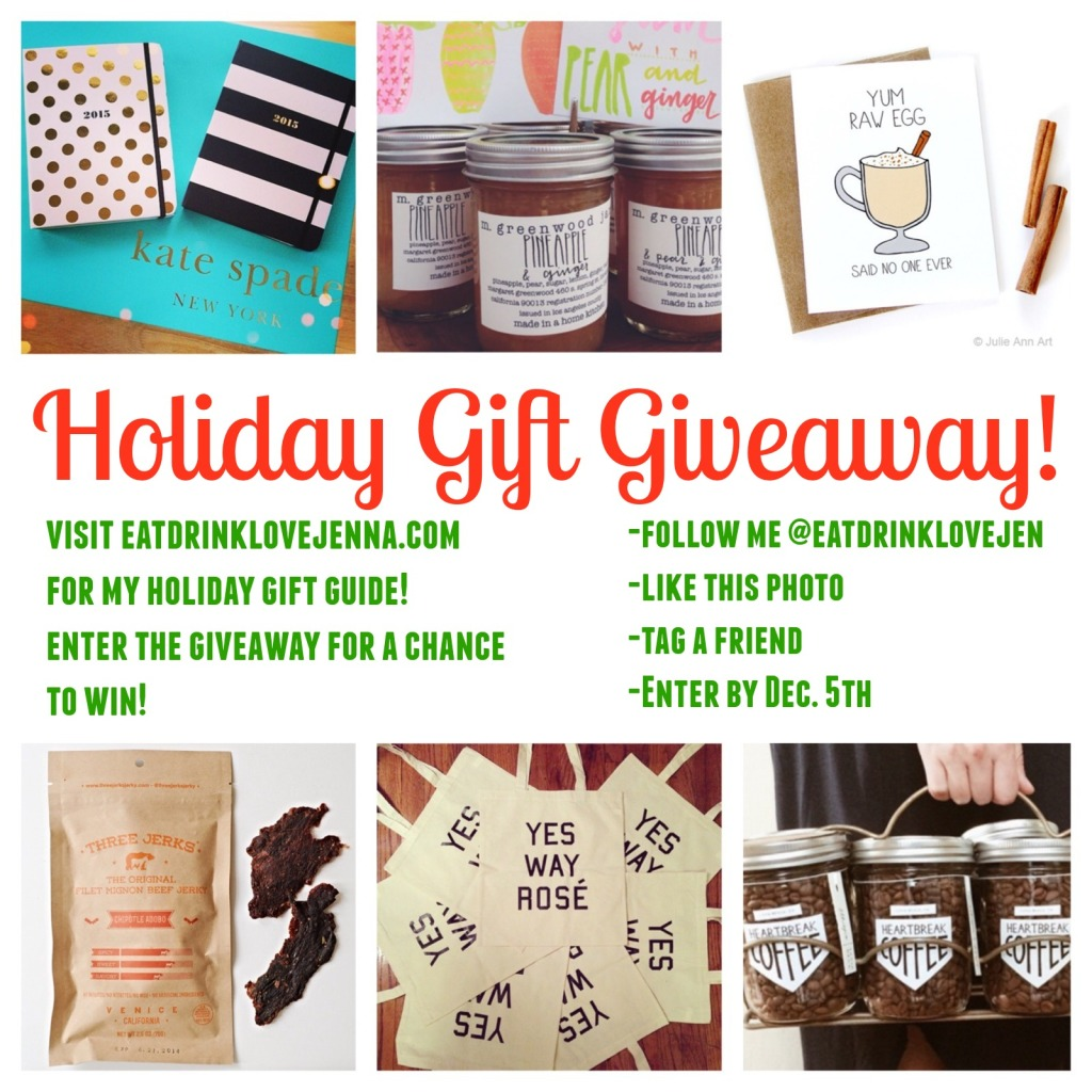 holiday gift giveaway instagram