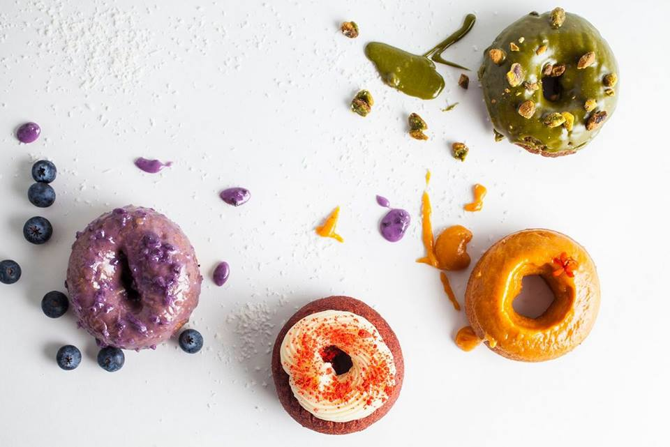 Pick Your Flavors at PoqetDonuts